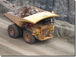 CAT 793F Truck